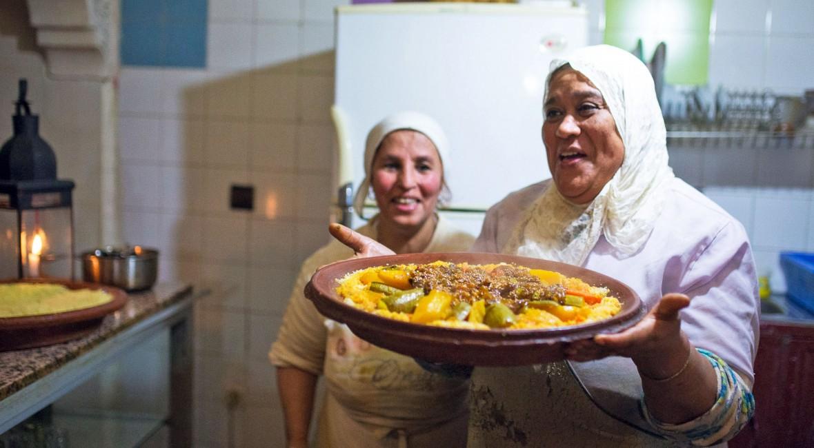 Marokkaanse keuken