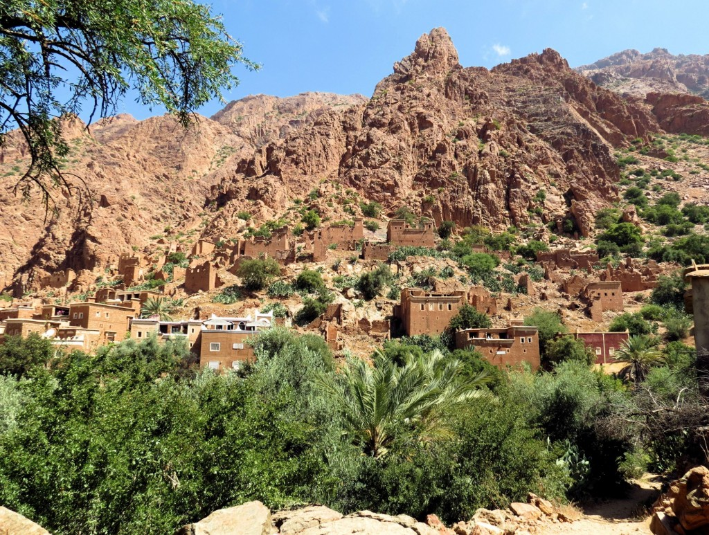 Tafraoute: 5 dingen om te bekijken